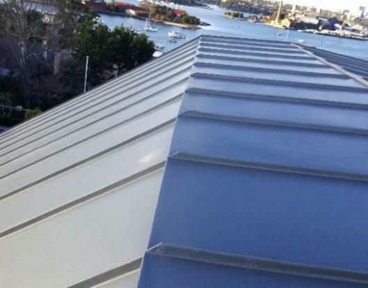 Roof Gladding